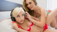Girlsway presents Sister Sitting: Part One starring Carter Cruise, Piper Perri.