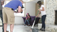 Burningangel presents Nadia Styles Behind The Scenes starring Joanna Angel, Small Hands, Nadia Styles.