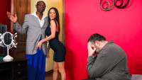 Realityjunkies presents Can You Be A Man!! starring Sean Michaels, Nadia Styles.