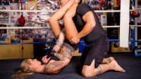 Burningangel presents Ronda ArouseMe – Round 1 starring Derek Pierce, Kleio Valentien.