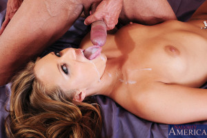 Tegan Summers & Marco Banderas in I have a Wife – Naughty America