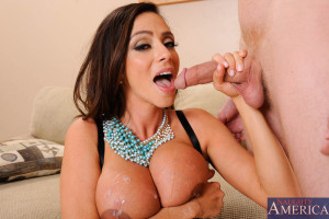 Ariella Ferrera & Cody Sky in My Friends Hot Mom – Naughty America