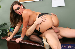 Sky Taylor & Will Powers in My First Sex Teacher – Naughty America