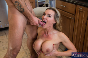 Tanya Tate & Alan Stafford in Seduced by a Cougar – Naughty America