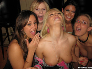 Lea Lexis – Epic sex party with drunk slutty babes