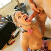 Payton Leigh - Hot photos of this blonde rich bitch doing some nasty shit