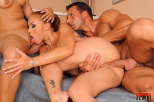 21Sextury Network – Sex With Kathia Nobili – Hard candy