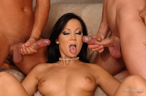 21Sextury Network – Deepthroat Frenzy – Deepthroatfrenzy with Regina Moon