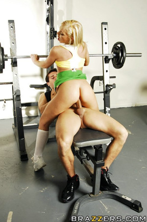 Ally Kay Pictures in Humping Iron