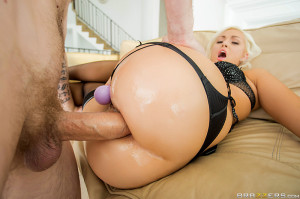 Jenna Ivory Pictures in Mrs. Ivorys First Anal!