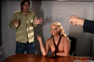 Phoenix Marie Pictures in Becoming Johnny Sins: Part One