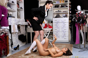 Jelena Jensen, Darcie Dolce Pictures in The Make-Over