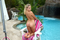 Mia Malkova Spreads Oiled Pussy and Rams in Candy