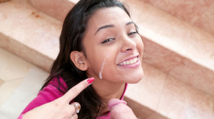 Video :: Teamskeet.com presents Josie Jagger in Before School Facial ::