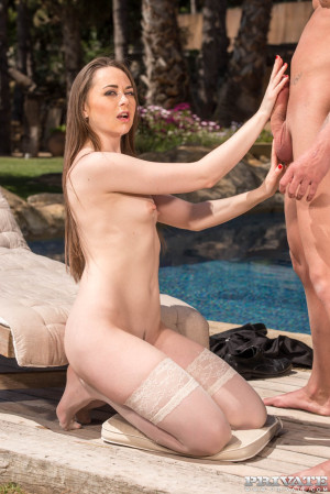 Moray Moore debuts in Private Trying Out Anal
