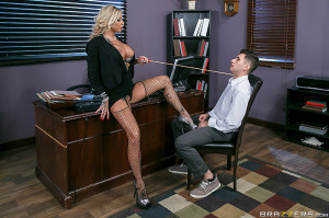The Head Mistress With Britney Shannon – Brazzers Official