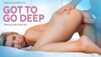 Molly Bennett in Got to Go Deep Erotic Video – Babes.com