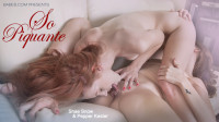 Shae Snow, Pepper Kester in So Piquante Erotic Video – Babes.com