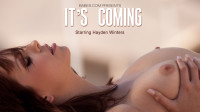 Hayden Winters Sex Video in It's Coming