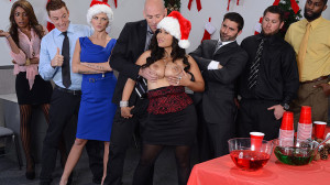 Jessica Bangkok Sex Video in Office Christmas Party