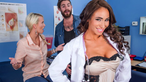 Sandee Westgate Sex Video in Double D Doctor