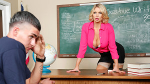 Leigh Darby Sex Video in Teaching Miss Darby a Hard Lesson