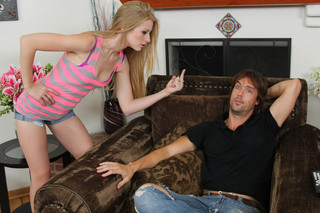 Avril Hall & Richie Calhoun in American Daydreams - Naughty America