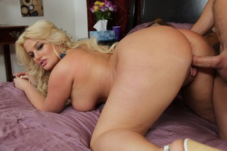 Julie Cash & Johnny Castle in Ass Masterpiece - Naughty America