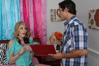 Allie James & Alan Stafford in Fast Times - Naughty America