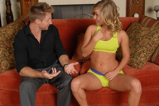 Kennedy Leigh & Levi Cash in I have a Wife - Naughty America