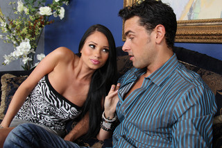 Raven Bay & Ryan Driller in I have a Wife - Naughty America