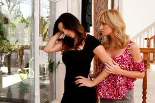 Angela Sommers, Jelena Jensen &  in Naughty Americans - Naughty America