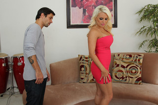 Jacky Joy & Alan Stafford in My Dad´s Hot Girlfriend - Naughty America