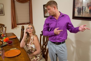 Julia Ann & Bill Bailey in My Dad´s Hot Girlfriend - Naughty America