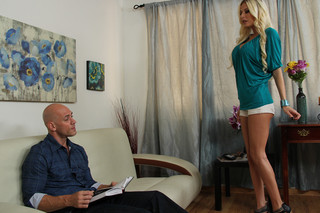 Riley Evans & Johnny Sins in My Dad´s Hot Girlfriend - Naughty America