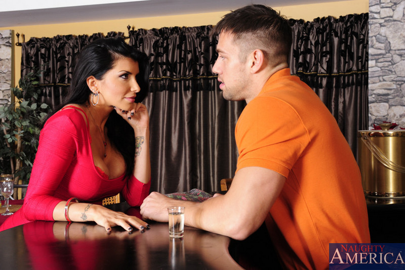 romi rain johnny castle