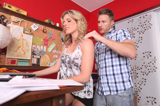 Cory Chase & Levi Cash in My Friend´s Hot Mom - Naughty America