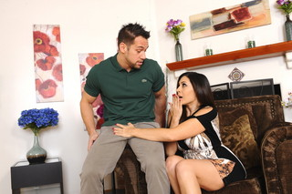 Raylene & Johnny Castle in My Friend´s Hot Mom - Naughty America