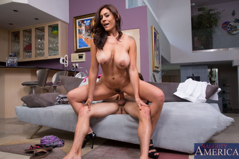 naughty america hot mom sex