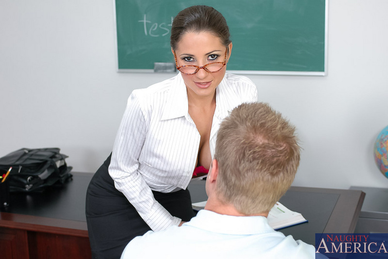 Naughty america my first sex teacher pics 76