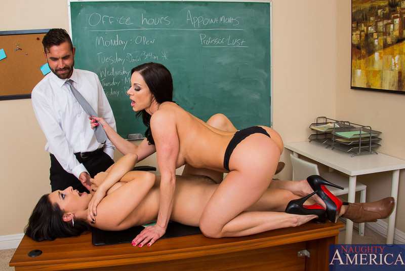 Teaching assistant sex