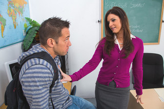 India Summer & Johnny Castle in My First Sex Teacher - Naughty America