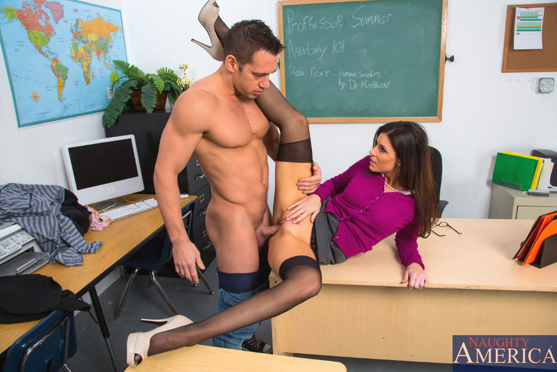 Have You Ever Made Out With A Teacher