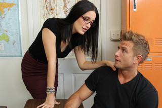 Kimberly Kane & Bill Bailey in My First Sex Teacher - Naughty America