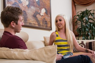 Callie Carter & Danny Wylde in My Sister´s Hot Friend - Naughty America