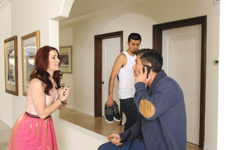 Melody Jordan & Mick Blue in My Sister´s Hot Friend - Naughty America