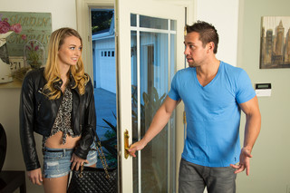 Natalia Starr & Johnny Castle in My Sister´s Hot Friend - Naughty America
