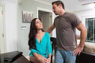Roxanne Rae & Johnny Castle in My Sister´s Hot Friend - Naughty America