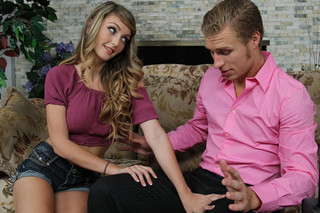 Staci Silverstone & Michael Vegas in My Sister´s Hot Friend - Naughty America