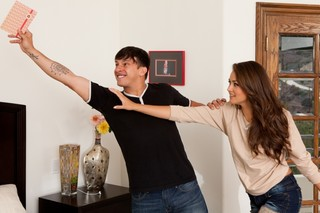 Allie Haze & Anthony Rosano in My Wife´s Hot Friend - Naughty America